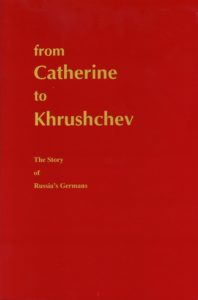 From Catherine to Khrushchev